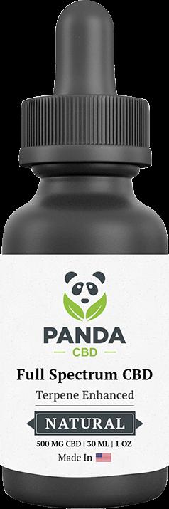 cbd tinctures - Panda CBD