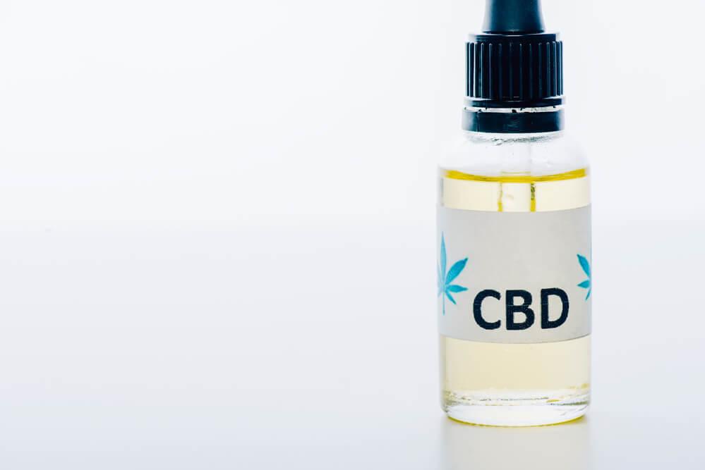 CBD tincture product - Panda CBD